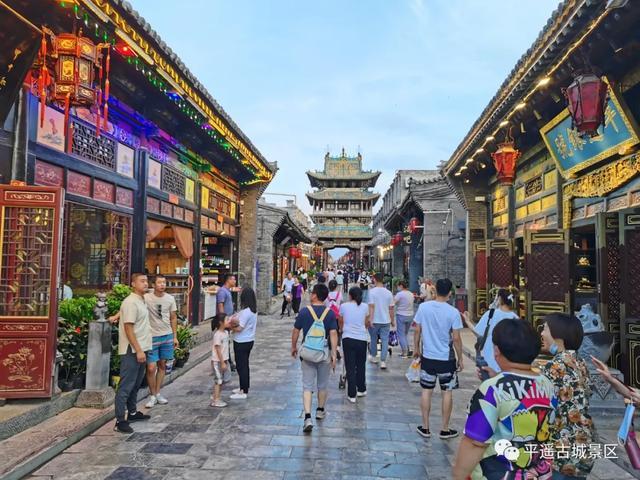 免费入城!临汾古城筹备上市,有望成为山西旅游第一股……