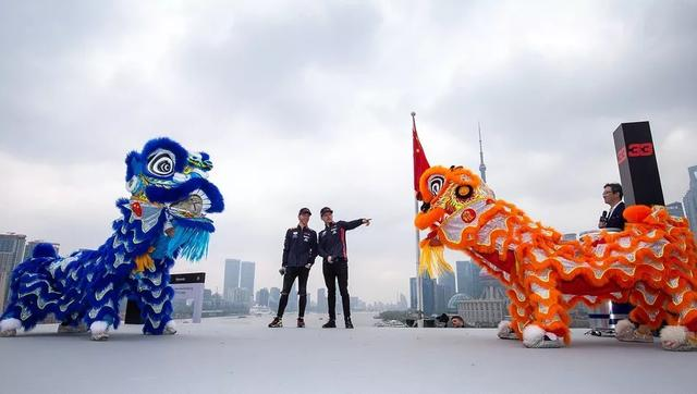 2021年f1中国大奖赛
