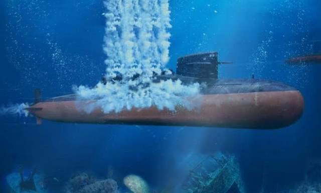 """《国家利益》:""""哥伦比亚""""级战略核潜艇是真正""""末日武器"""""""