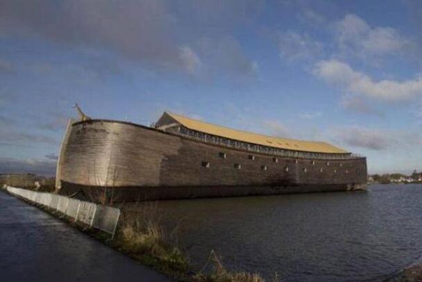 中国诺亚方舟内部图片