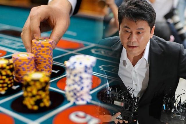 韩国YG娱乐公司前代表梁铉锡因涉嫌胁迫举报人被送检