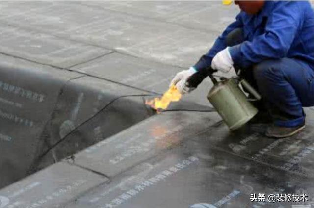 仿古建筑防水补漏处理