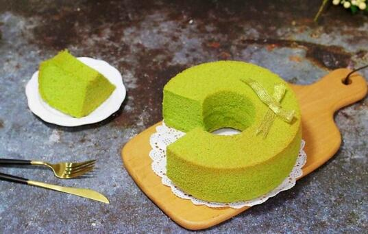 戚風蛋糕怎么做好吃?八寸戚風蛋糕的家常做法