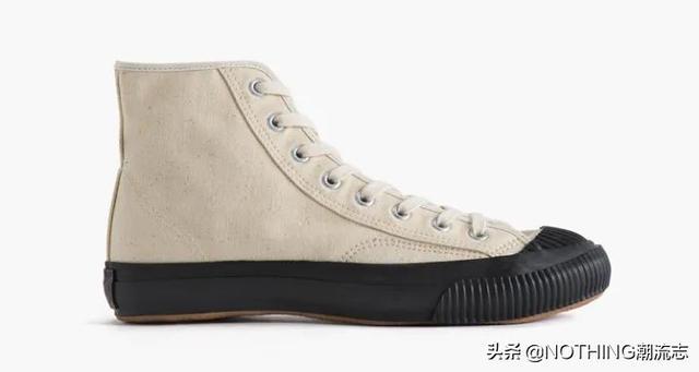 除了匡威,这六双帆布鞋好看又耐穿