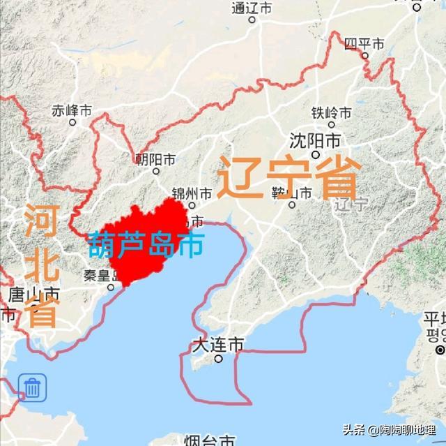 兴城市元台子乡地图