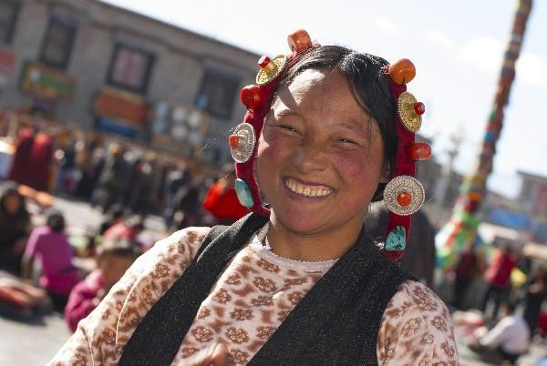 细数西藏之饰品那些事