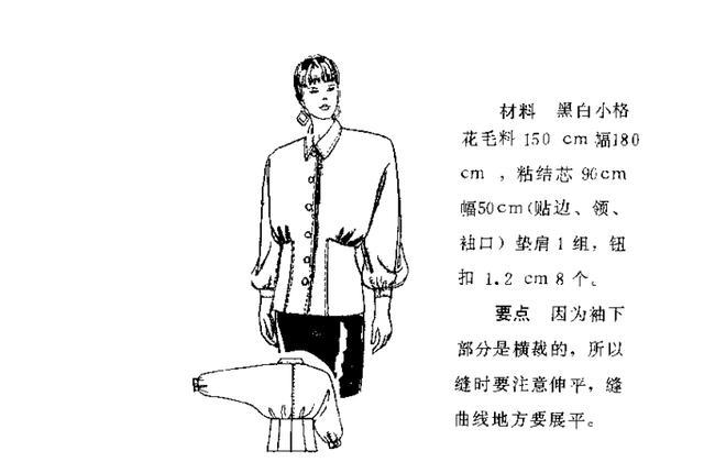 制衣基础 教你怎样自学服装裁剪 - 道客巴巴