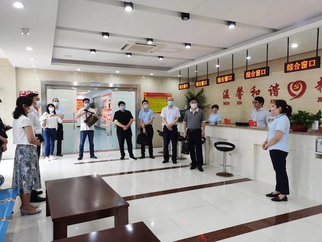 青岛市民政局召开省级城乡社区治理实验区建设推进工作中期评估现场调度会
