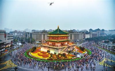2019西安国际马拉松赛开始报名!_华商网