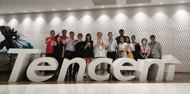 龚永泽在腾讯接受《观城者》专访:如何看待行业直播风潮?
