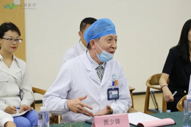 吴以环副市长一行调研云杉医疗:技术领先赢得发展先机