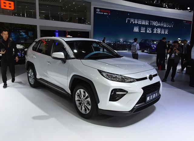 丰田 旗下到底有多少款SUV车型呢?