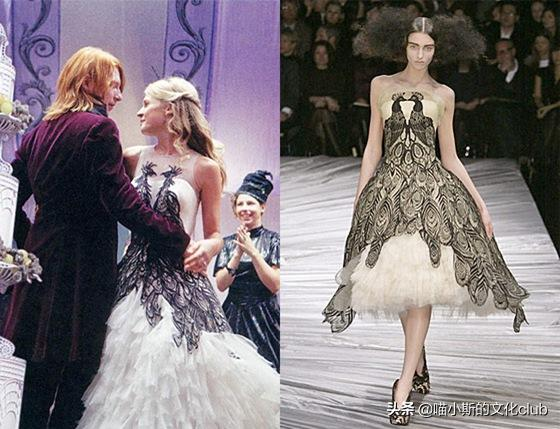 盘点电影《哈利·波特》中最美的10件晚礼服,女巫们秒变小公主