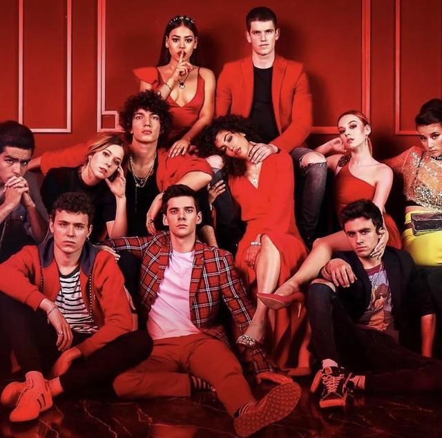 《名校风暴》整个剧组的男人都被时尚品牌盯上了