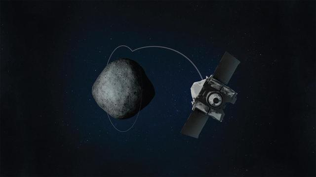 奥西里斯-REx探测器将第二次演练触碰小行星本努-第2张图片-IT新视野