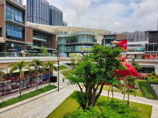 10万㎡体量,32座独栋布局,深圳低密度商业街区新秀来了