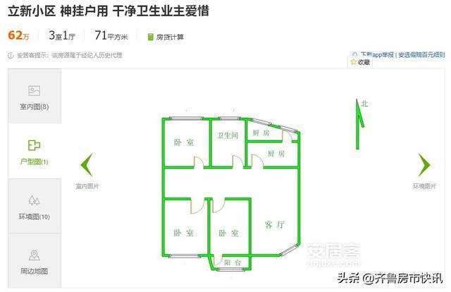 枣庄立新小区成为上学挂户利器,93年的老房子竟然八九千
