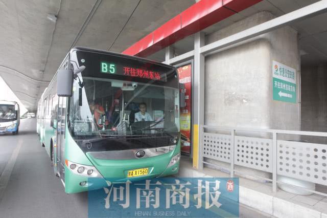 鄭州319路公交車路線