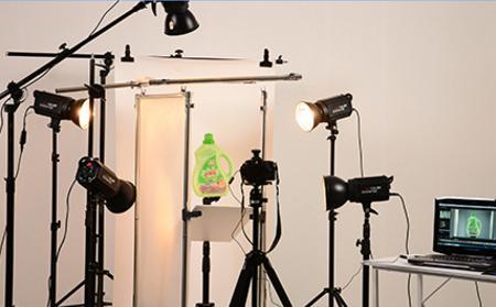 TOLIFO图立方MT-400A摄影棚套装闪光灯使用评测