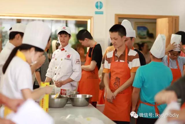 劉科元烘焙學院2019年 | 心智障礙青年烘焙班招生啦!