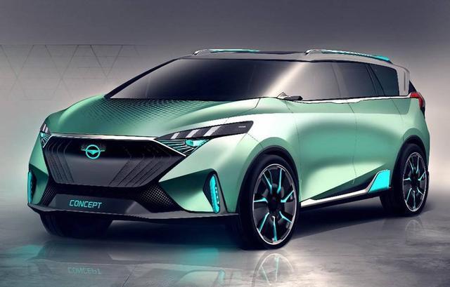 高度还原概念车,海马全新7座MPV,能否拯救海马的销量?