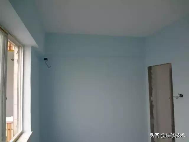 内墙抹灰施工