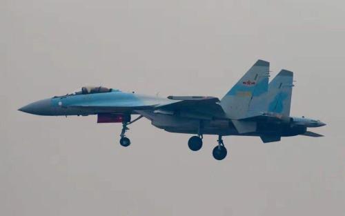 24架苏35战机全部交付中国,专家:这可能是中俄最后一次战机交易