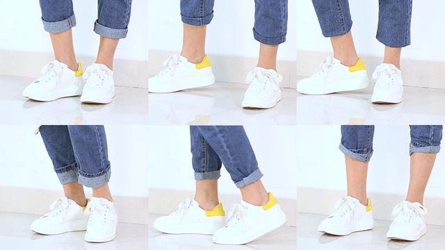 史上最强卷裤脚教程从入门到大师(内含GIF)