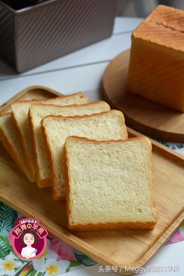 谁说面包机做不出好吃的面包?其实那是你配方没选好,机器不给力