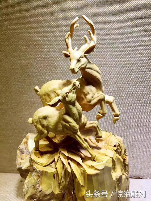 黄杨木雕的行情,黄杨木雕的价值,黄杨木雕的用... _齐家网手机版