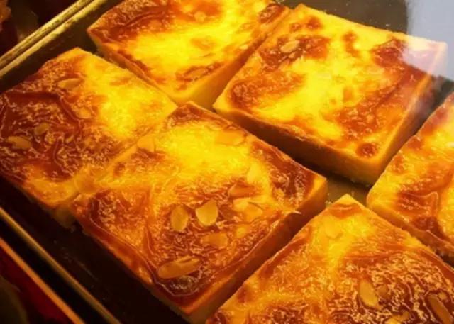 蛋糕店里的乳酪面包原來這么簡單,4個簡單步驟!