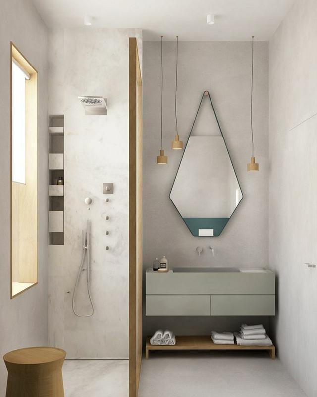 10款小户型卫生间设计,新手必看,省钱又省事