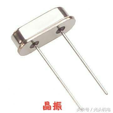 焊晶振的正确方法