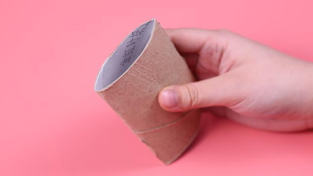 用完的卷纸芯不要扔了,一招就能让它变废为宝!