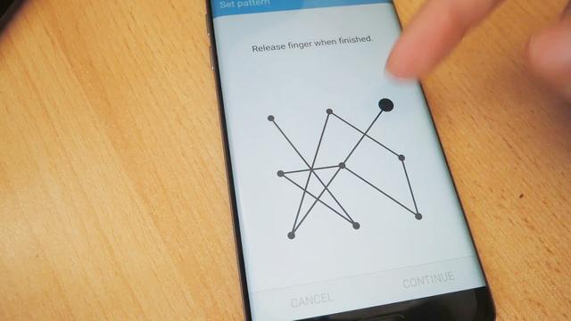 九宫格手机锁屏图案