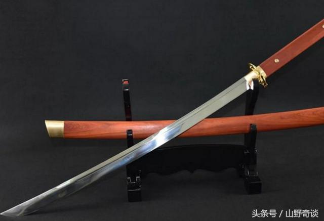古代六大名刀,第二把蚩尤之刀,第一把威力直逼轩辕剑