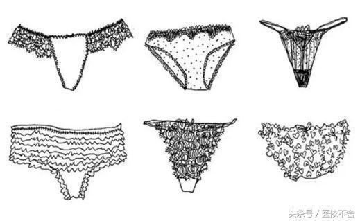 关于内裤的正确穿法,这几点你都知道吗注意了吗