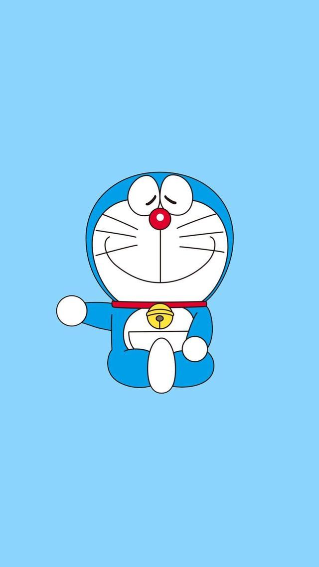 哆啦A梦系列手机壁纸!给我来个——任意门!嘿嘿!