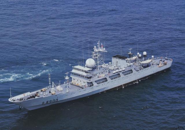 侦察船大队