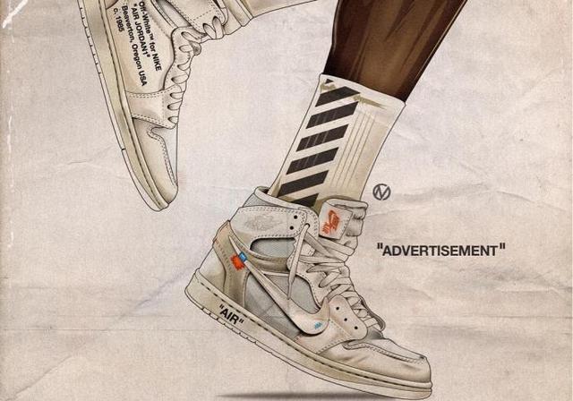 aj球鞋高清手机壁纸