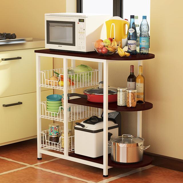 厨房不锈钢置物架价格 厨房不锈钢置物架选购