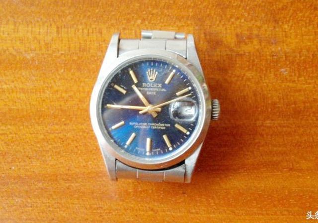 最老款劳力士手表图片
