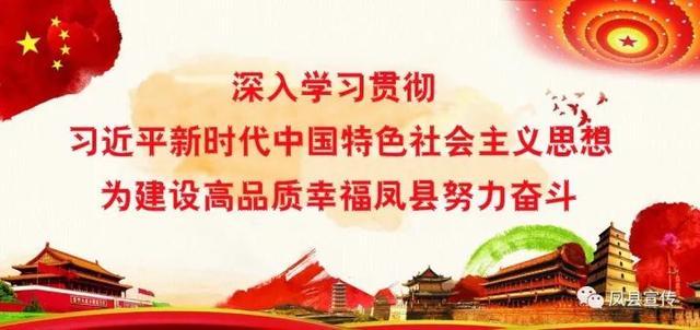 凤县高速口夜景