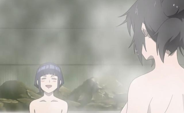 火影忍者:日向雏田最有诱惑力的7张截图,鸣人看了都把持不住