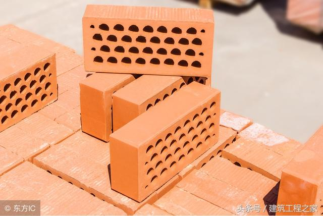 建筑工程:烧结多孔砖的规格尺寸,允许偏差,外观质量,强度等级