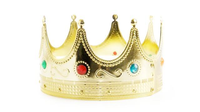 女王皇冠画法