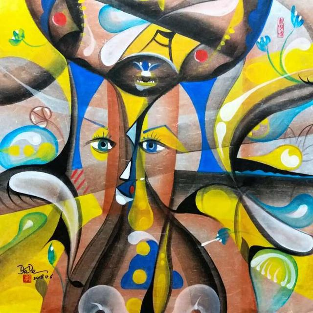 美国抽象表现主义画家 | 迪本科恩(高清图集)
