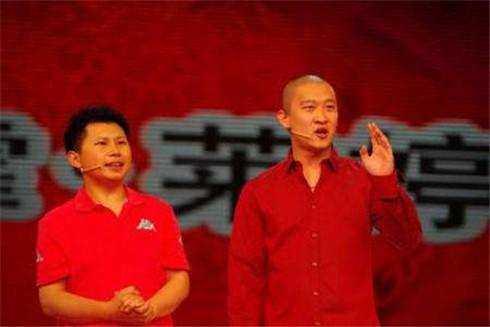 何云伟相声:携手曹云金讲《双学电台》,两人现场p... _网易视频