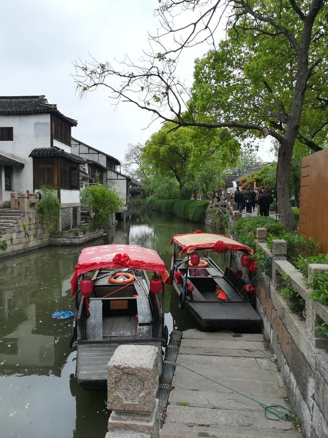 【枫泾古镇】:上海市金山区的芙蓉镇,旅游攻略 - 马蜂窝