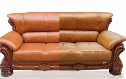 旧沙发改造前后图片